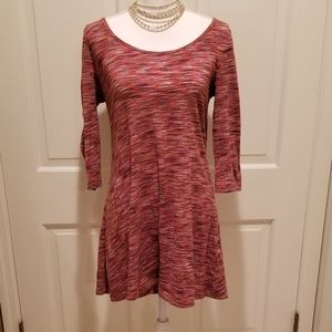 Watercolor Tunic Large Forever 21 Boutique XXI